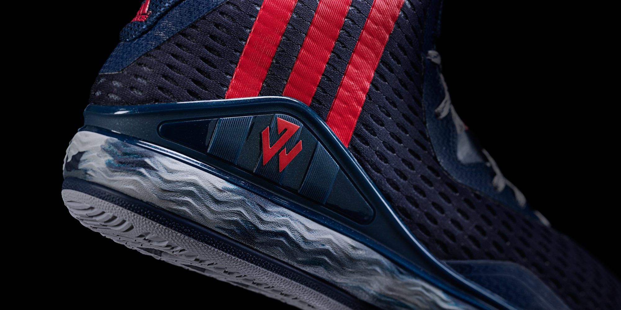 adidas J Wall 1 DC Blue (S84019) Detail 1 H