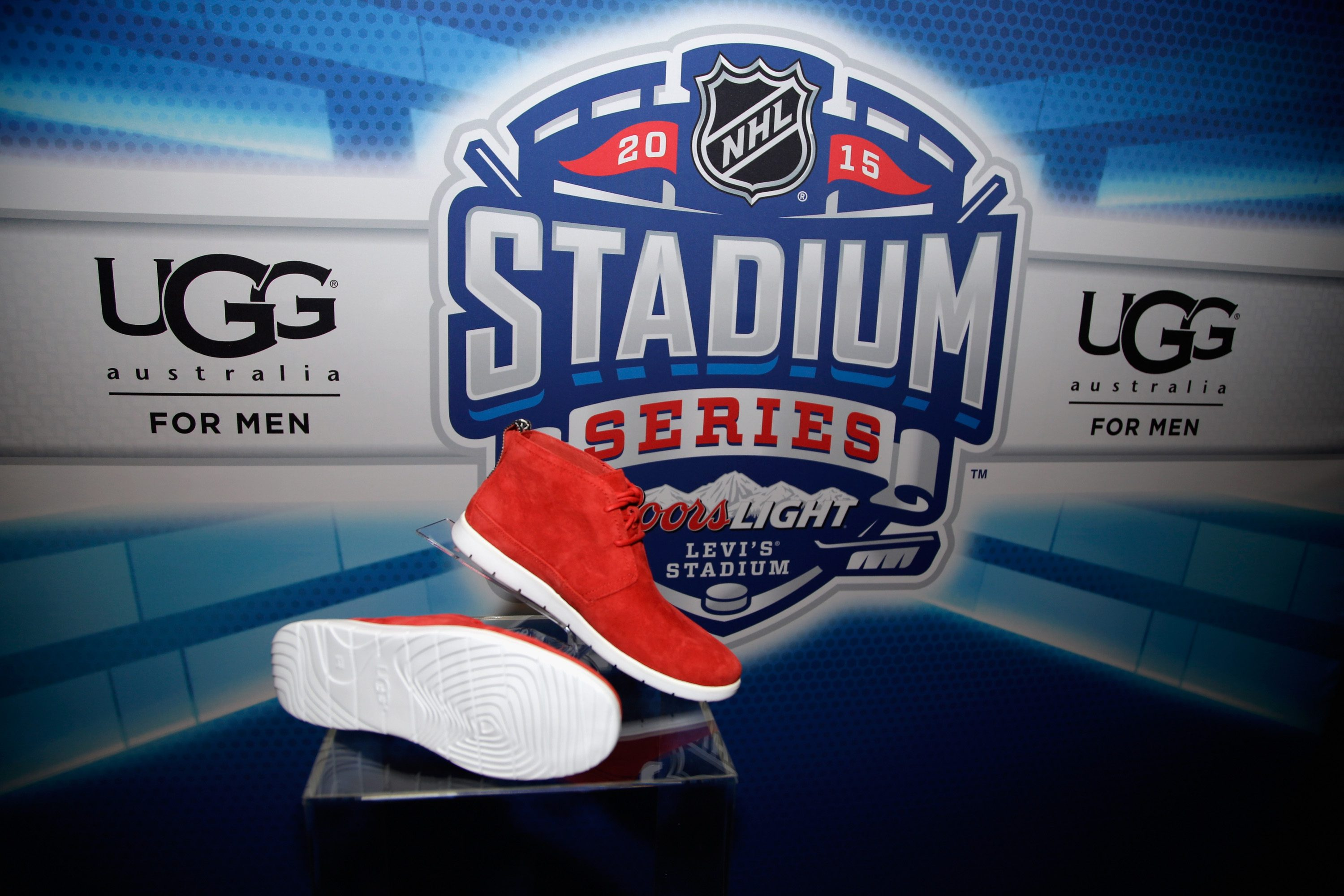 2015 Coors Light Stadium Series - UGG Lounge