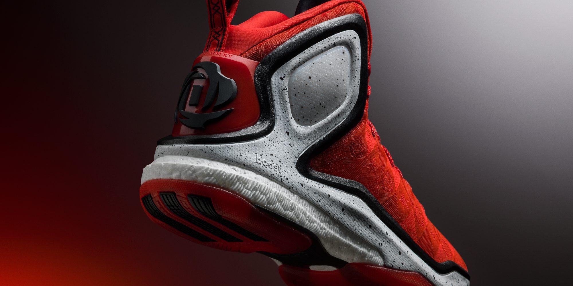 4a57b8784d76 BMF Debut  adidas D Rose 5 Boost