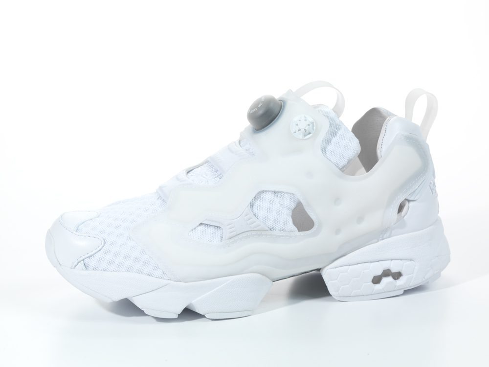 Bien connu BMF Debut: Reebok Classic x Sandro Insta Pump Fury - Hardwood and  SI75