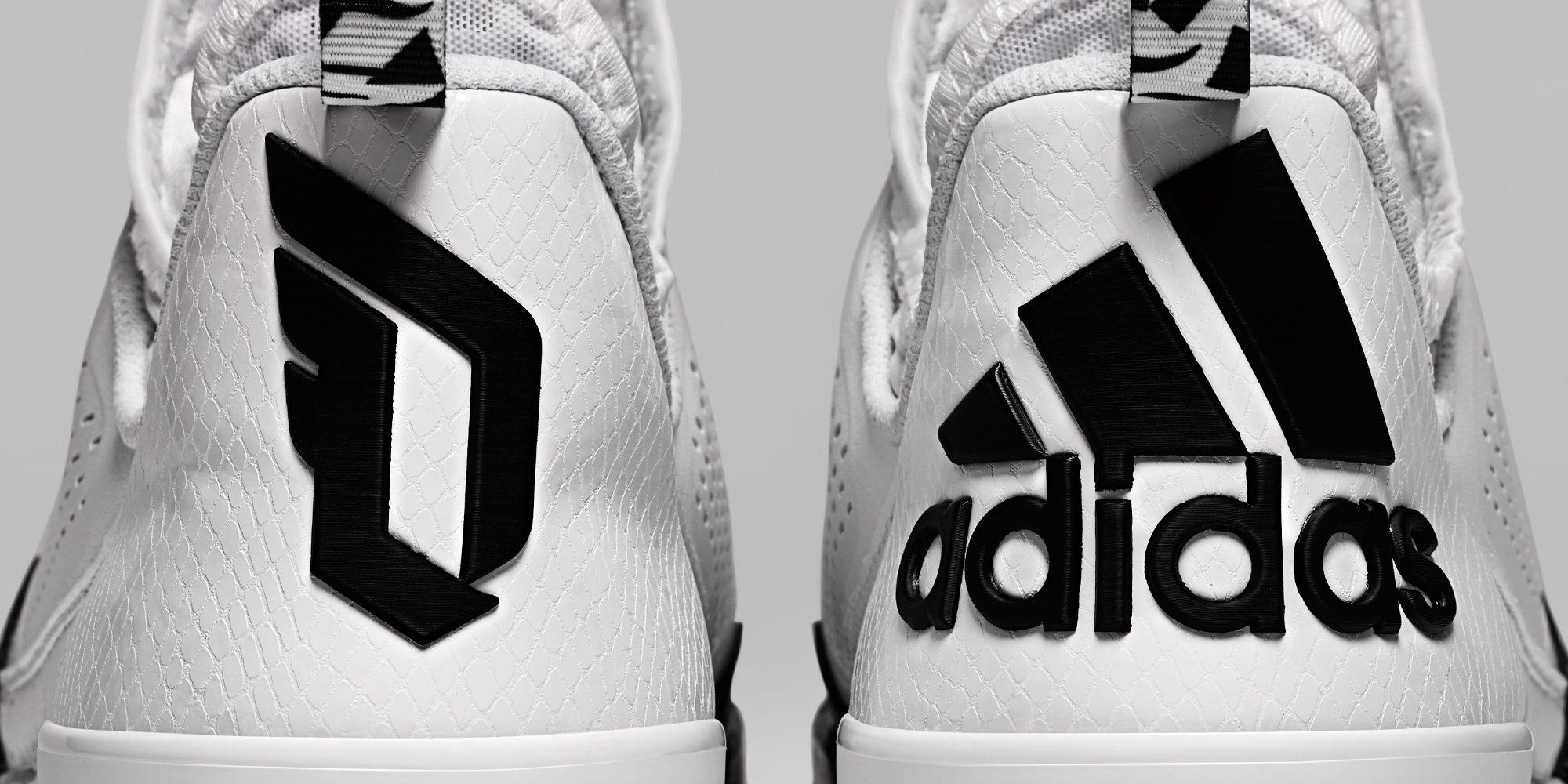 adidas D Lillard 1  (S85167) Detail 2 H