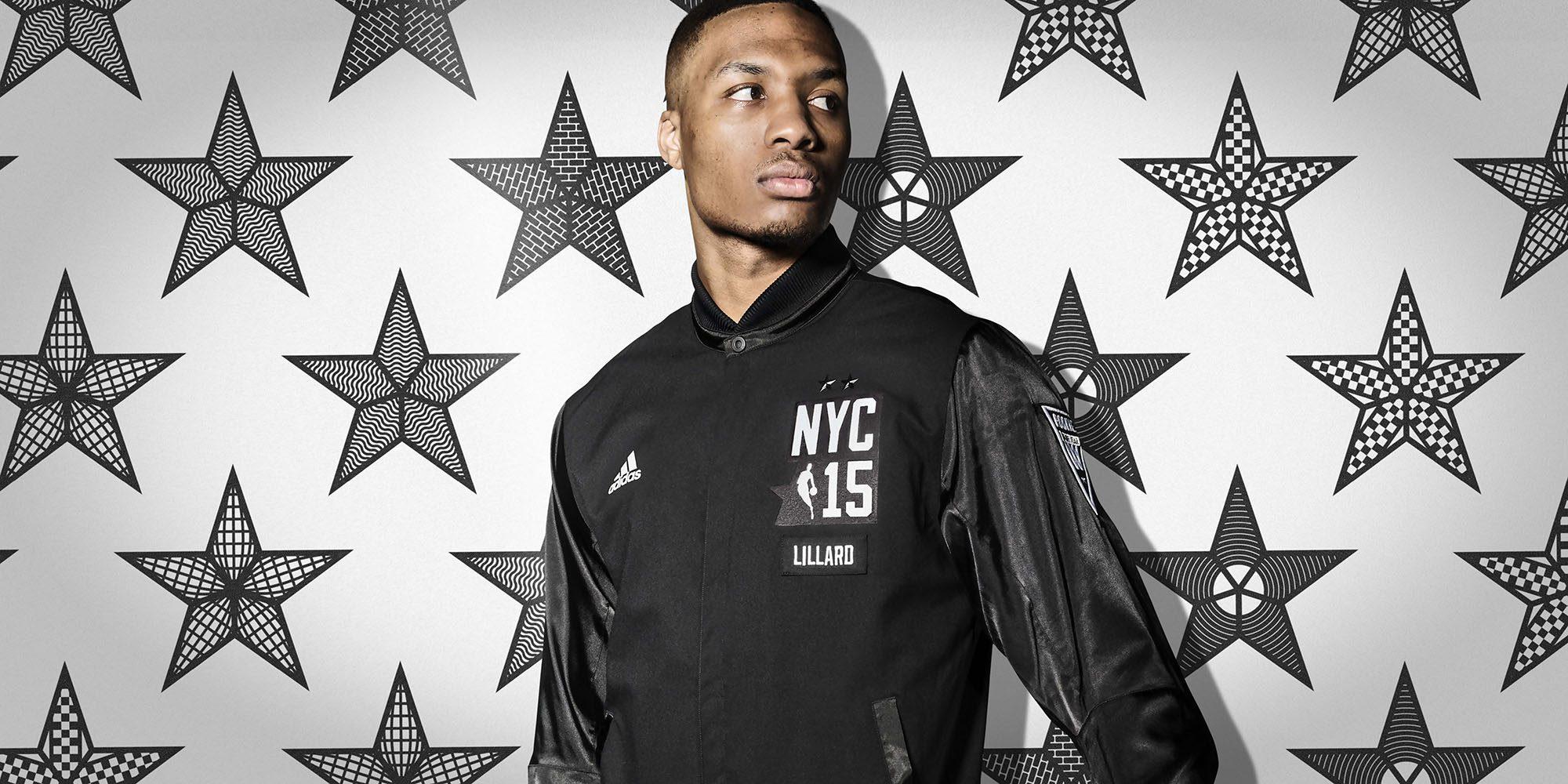 adidas Damian Lillard NBA All-Star 2015 3 H