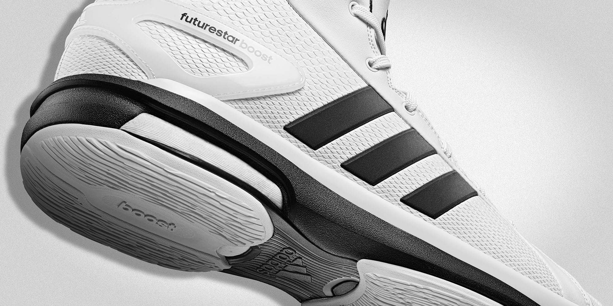 adidas Futurestar Boost All-Star edition (D68858) Detail 1 H b