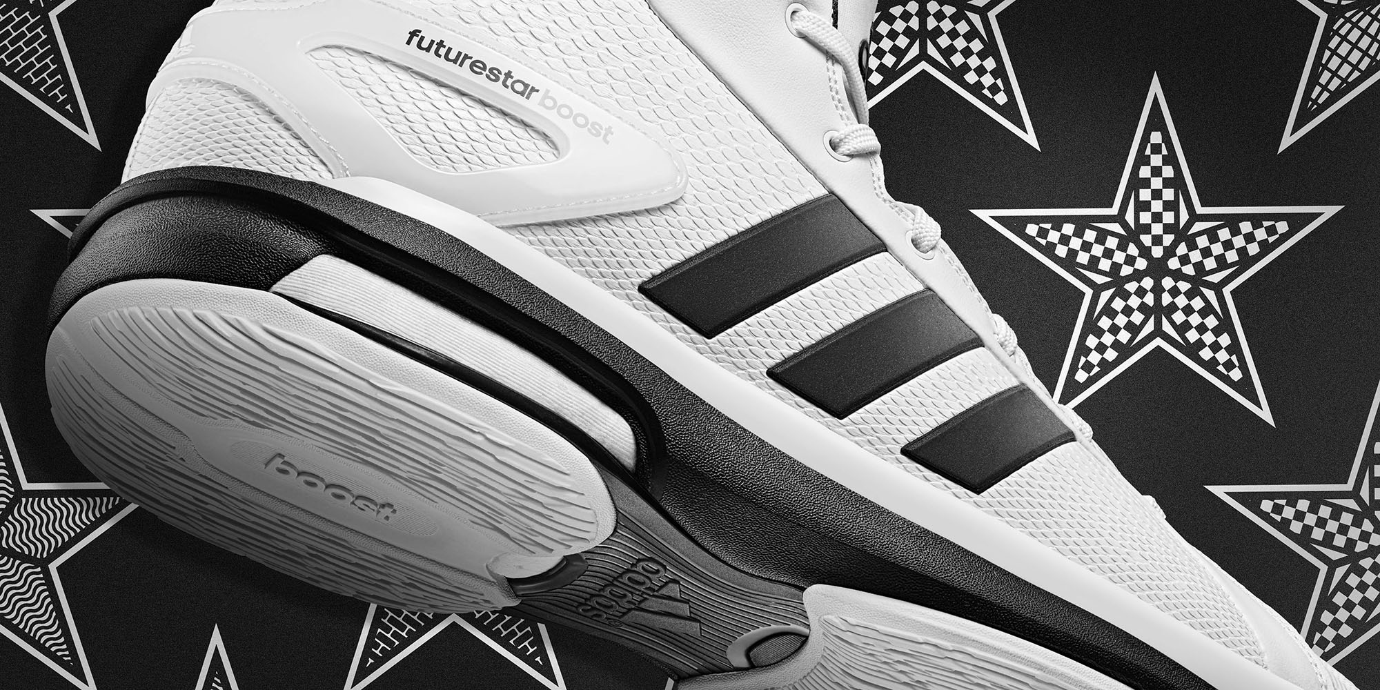 adidas Futurestar Boost All-Star edition (D68858) Detail 1 H