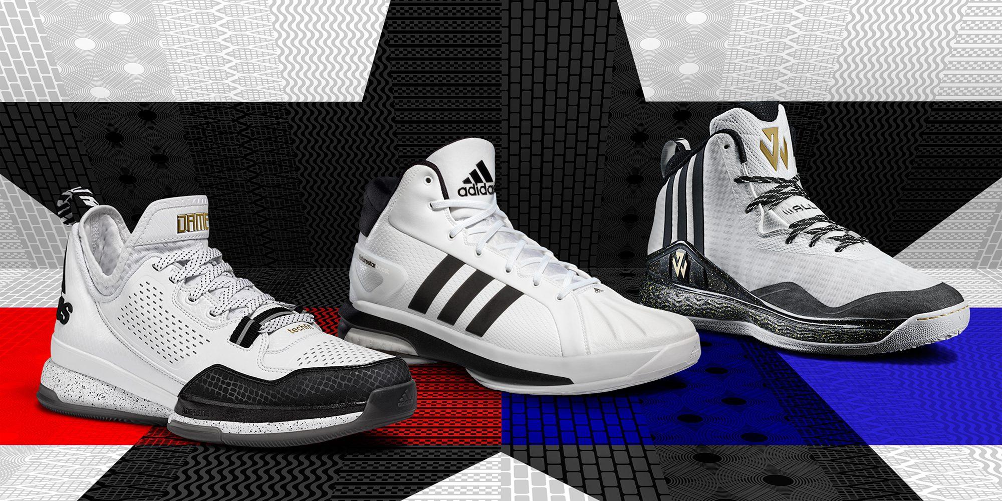 adidas NBA All-Star Footwear H