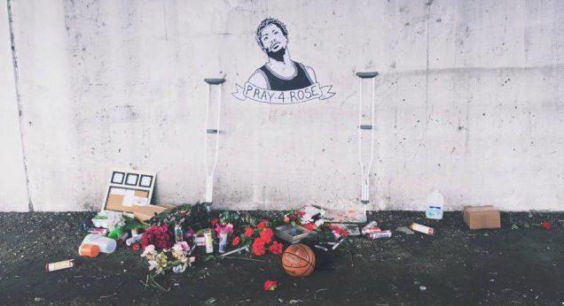 Derrick-Rose-Shrine-vandals