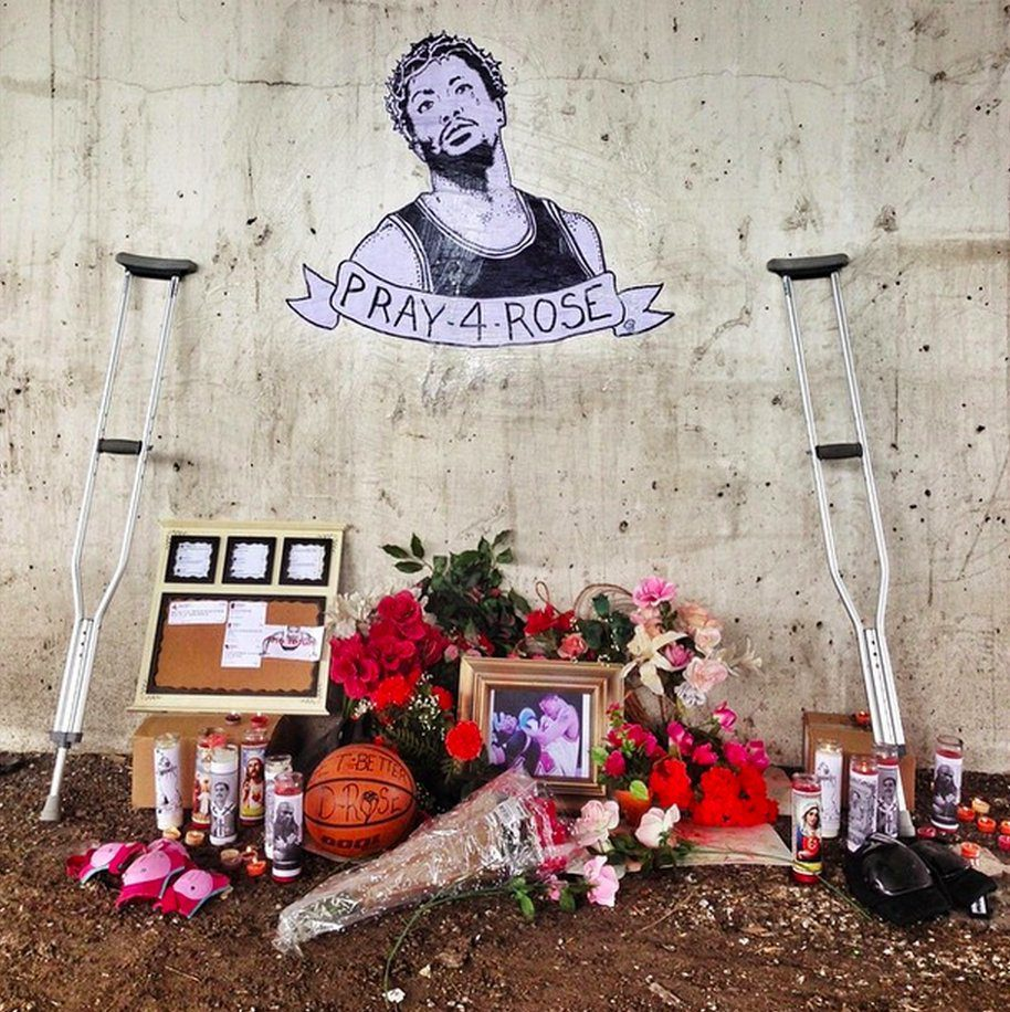 Derrick-Rose-Shrine