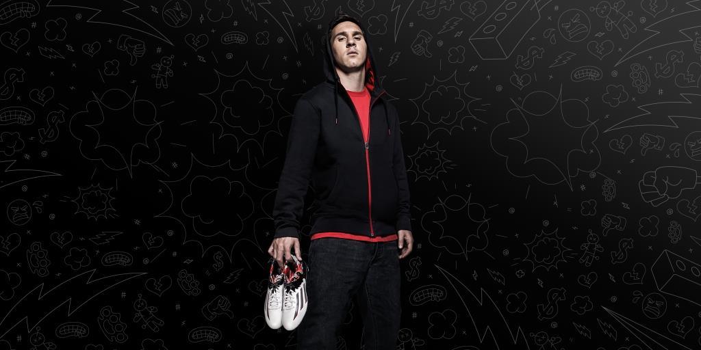messi wallpaper adidas 2015