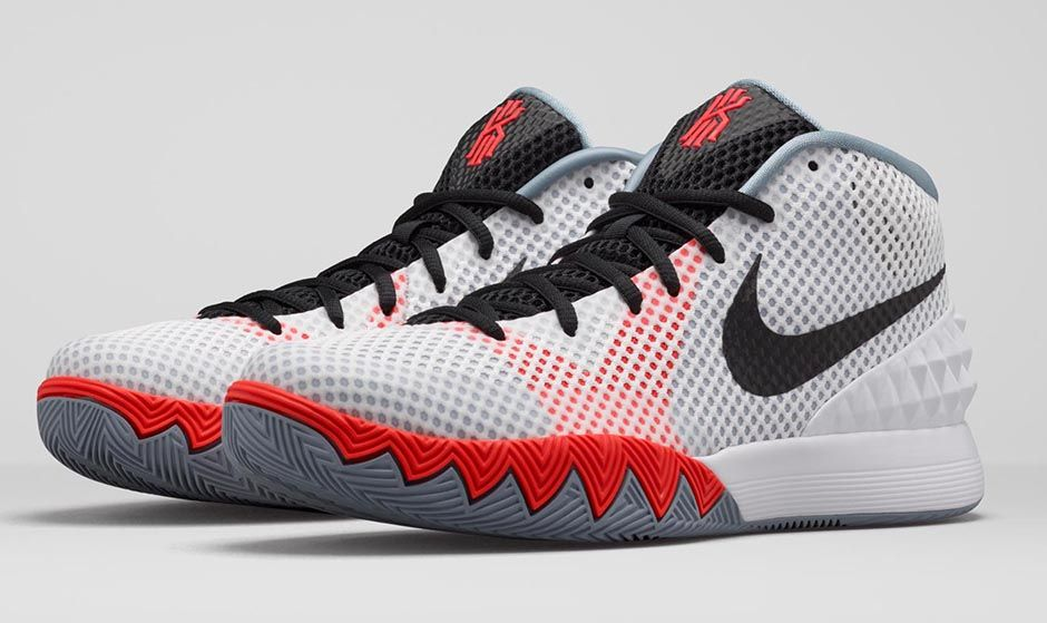san francisco aed39 75ca5 Nike  KYRIE1  Home  just in time for  NBAPlayoffs