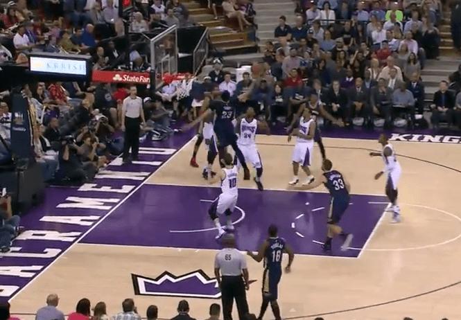 Screen capture courtesy of the NBA/YouTube