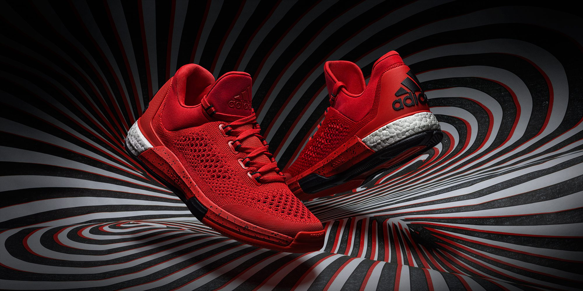 Crazylight Boost 2015 Vivid Red H (D69508)
