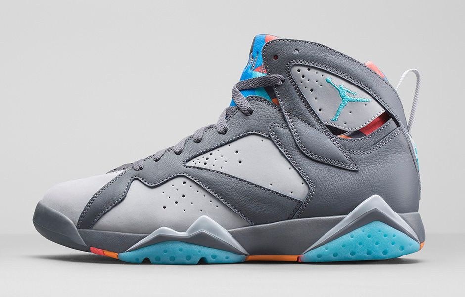 newest eeb76 bcce2  I like EVERY SINGLE THING!  on the Air Jordan 7 Retro  Barcelona Days  -  Hardwood and Hollywood