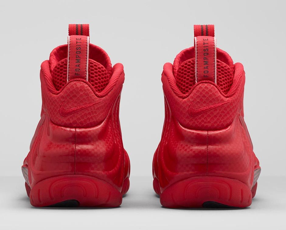 a147587a1ce Opinion  Nike Air Foamposite Pro  Gym Red  looks like  shiny toy ...