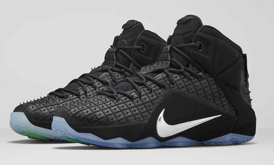 big sale 4a7a7 8ce49 This edition of the  LEBRON12, what we know now as the Nike LeBron 12 EXT RC  (short for Rubber City), is an homage to Akron, Ohio s heritage as in the  ...