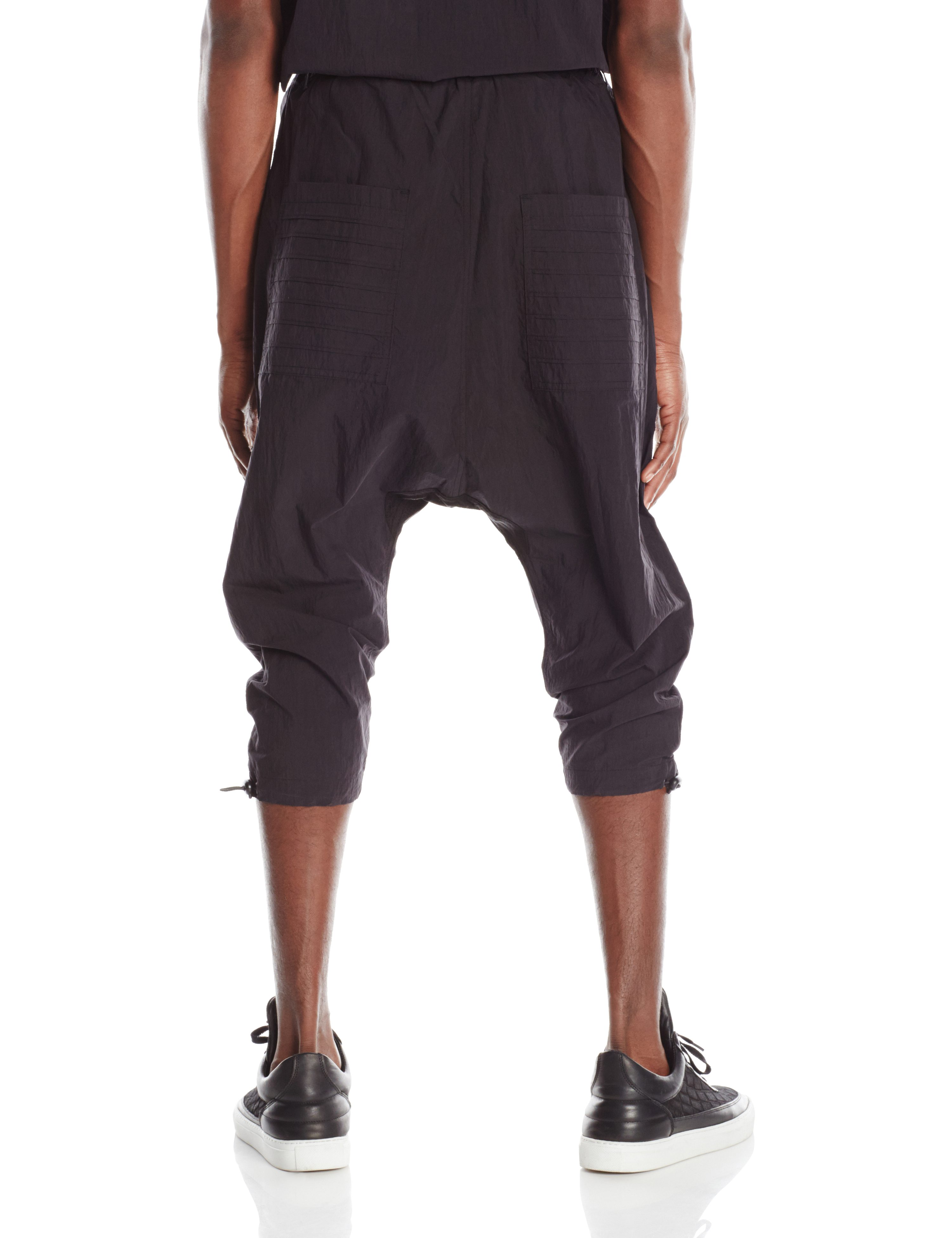 BACK-DROP PANT 2.0 BLACK.0738