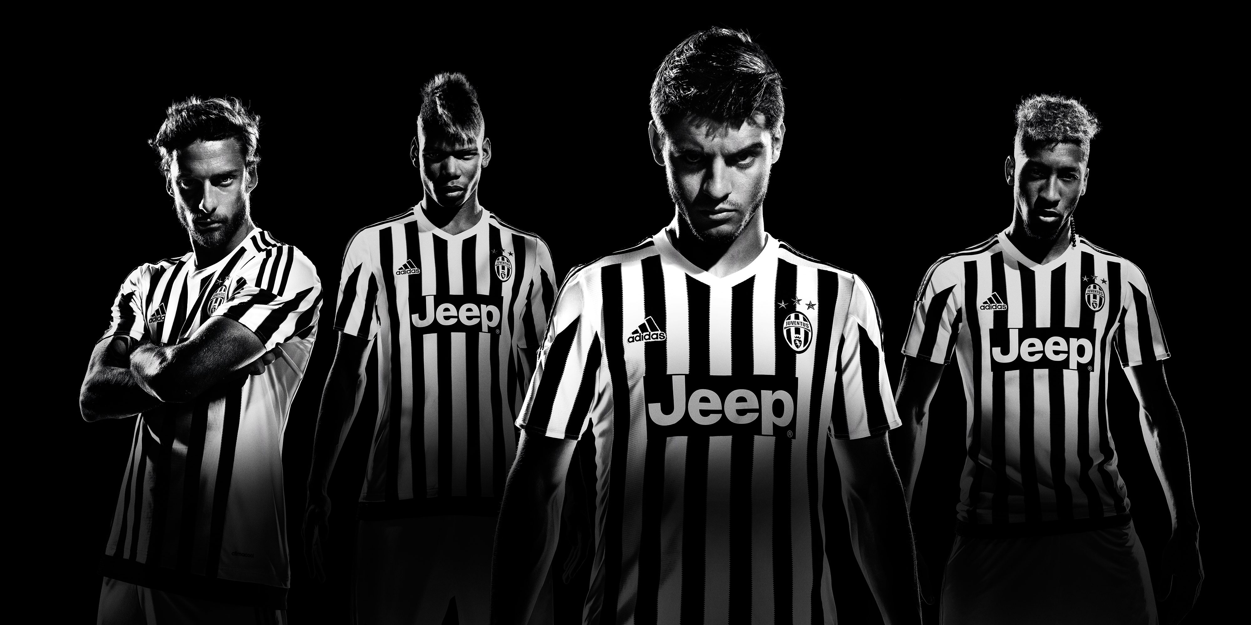 1d55c73b02b Juventus gets new stripes with new adidas home and away kits ...