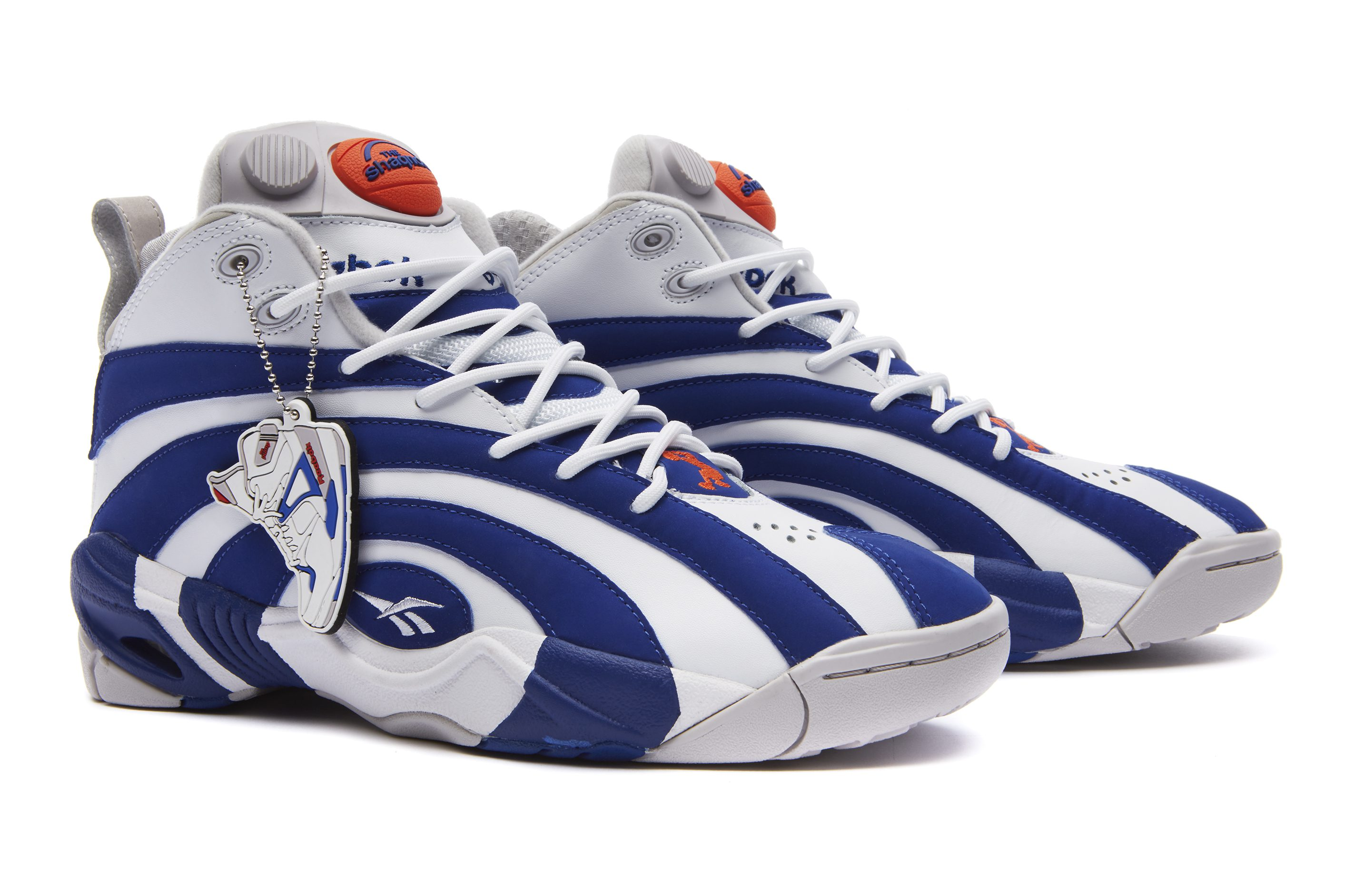 34a414d6a27f Reebok Classic Pump Shaqnosis honors past with  Pump It Up Pack ...
