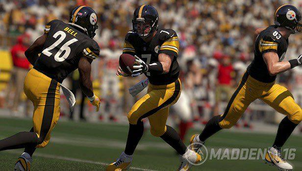 Image courtesy of Madden NFL 16/EA Sports.