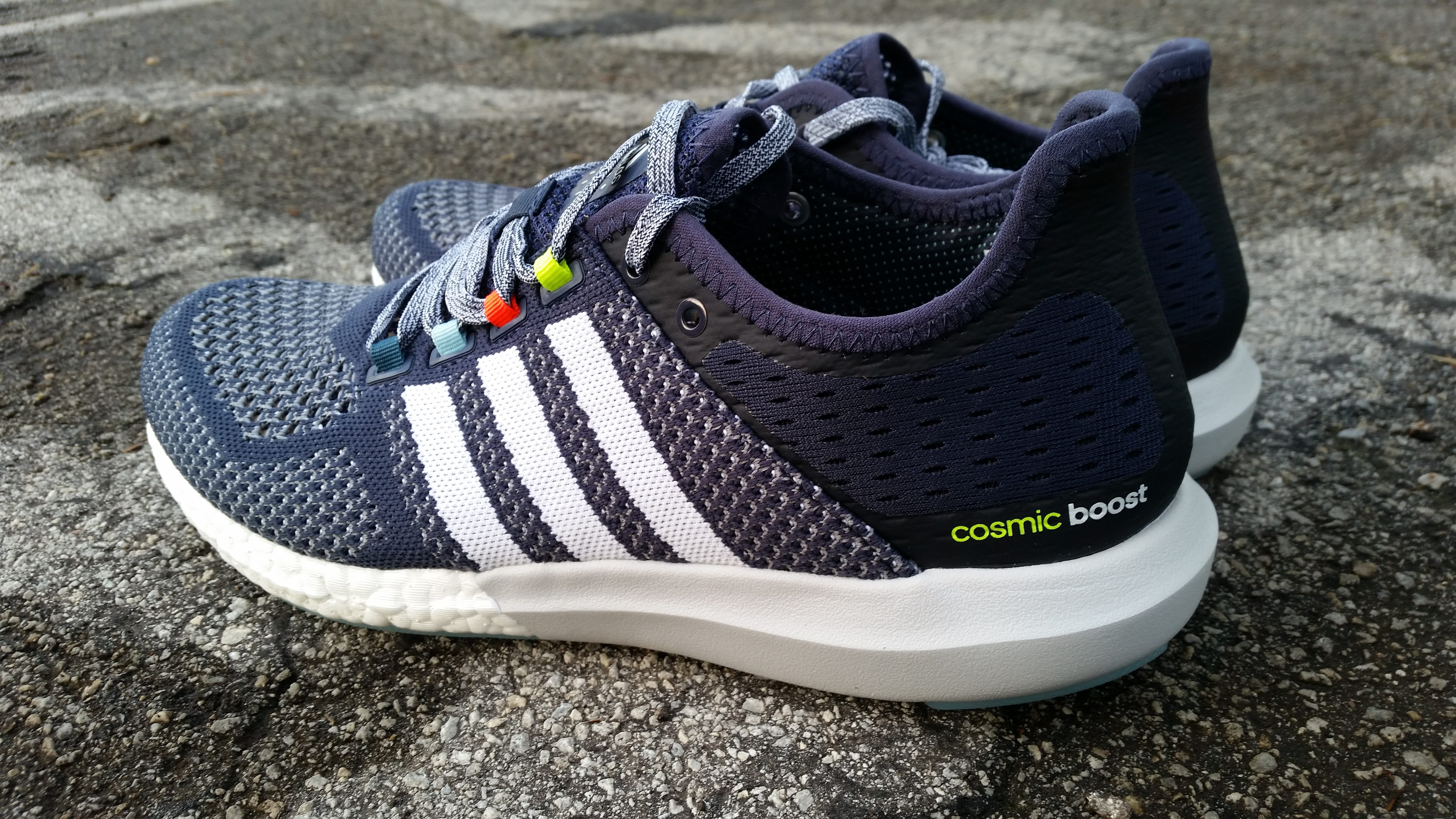 HearSee A/V | adidas ClimaChill Cosmic Boost - Hardwood and Hollywood