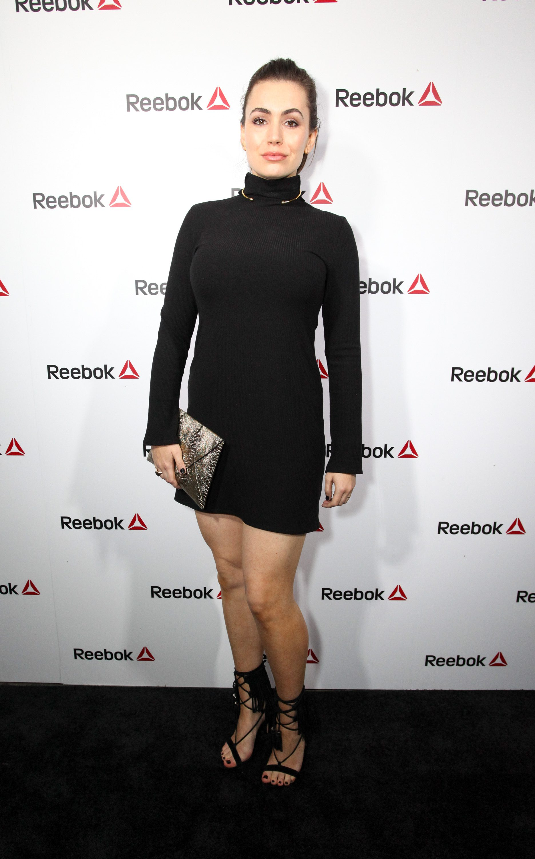 NEW YORK, NY - SEPTEMBER 16: Sophie Simmons attends The Reebok #girlswithgrit showcase at Marquee on September 16, 2015 in New York City. (Photo by Donald Bowers/Getty Images for Reebok)