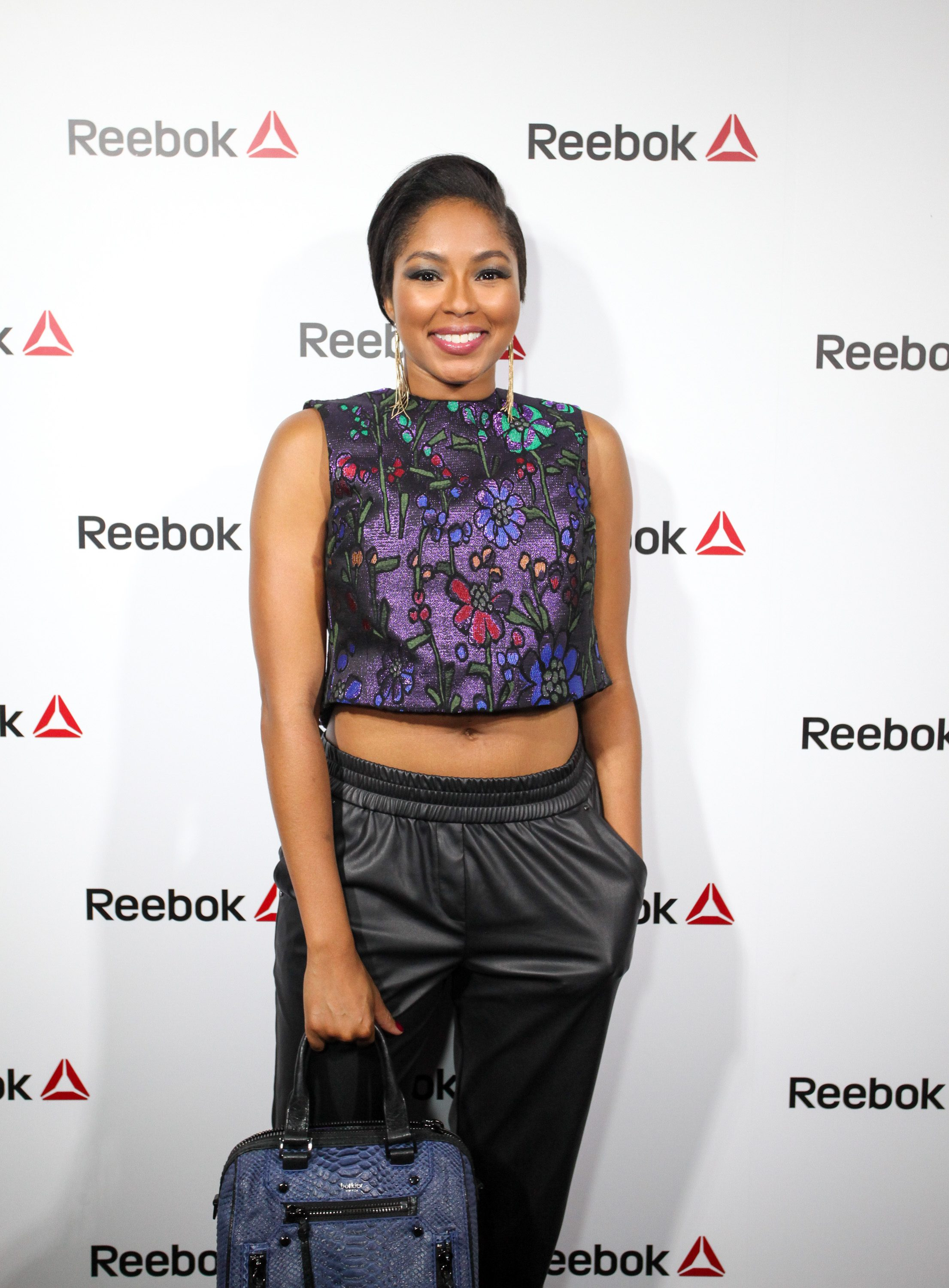 NEW YORK, NY - SEPTEMBER 16: Alicia Quarles attends The Reebok #girlswithgrit showcase at Marquee on September 16, 2015 in New York City. (Photo by Donald Bowers/Getty Images for Reebok)