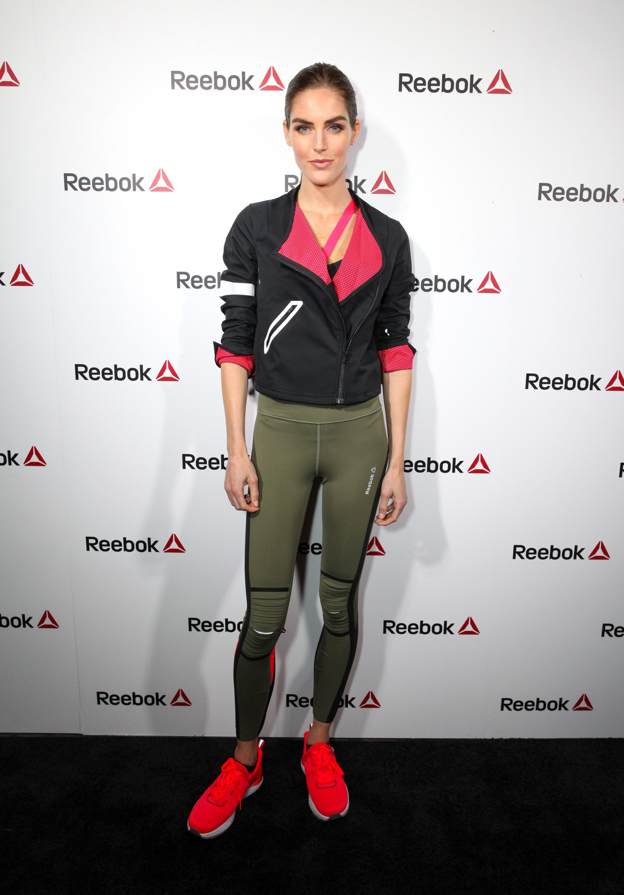 NEW YORK, NY - SEPTEMBER 16: Hilary Rhoda attends The Reebok #girlswithgrit Showcase at Marquee on September 16, 2015 in New York City. (Photo by Donald Bowers/Getty Images for Reebok)