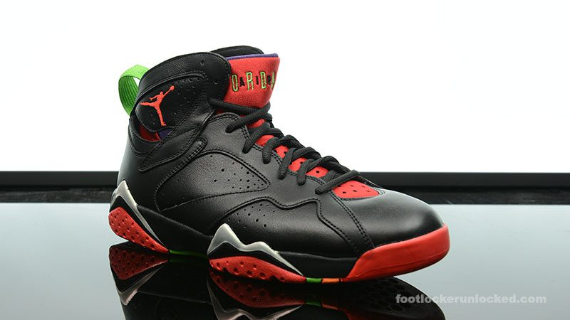 new style 751ed 11132 ... get opinion air jordan 7 retro marvin the martian is not agreeable  hardwood and hollywood 48b14