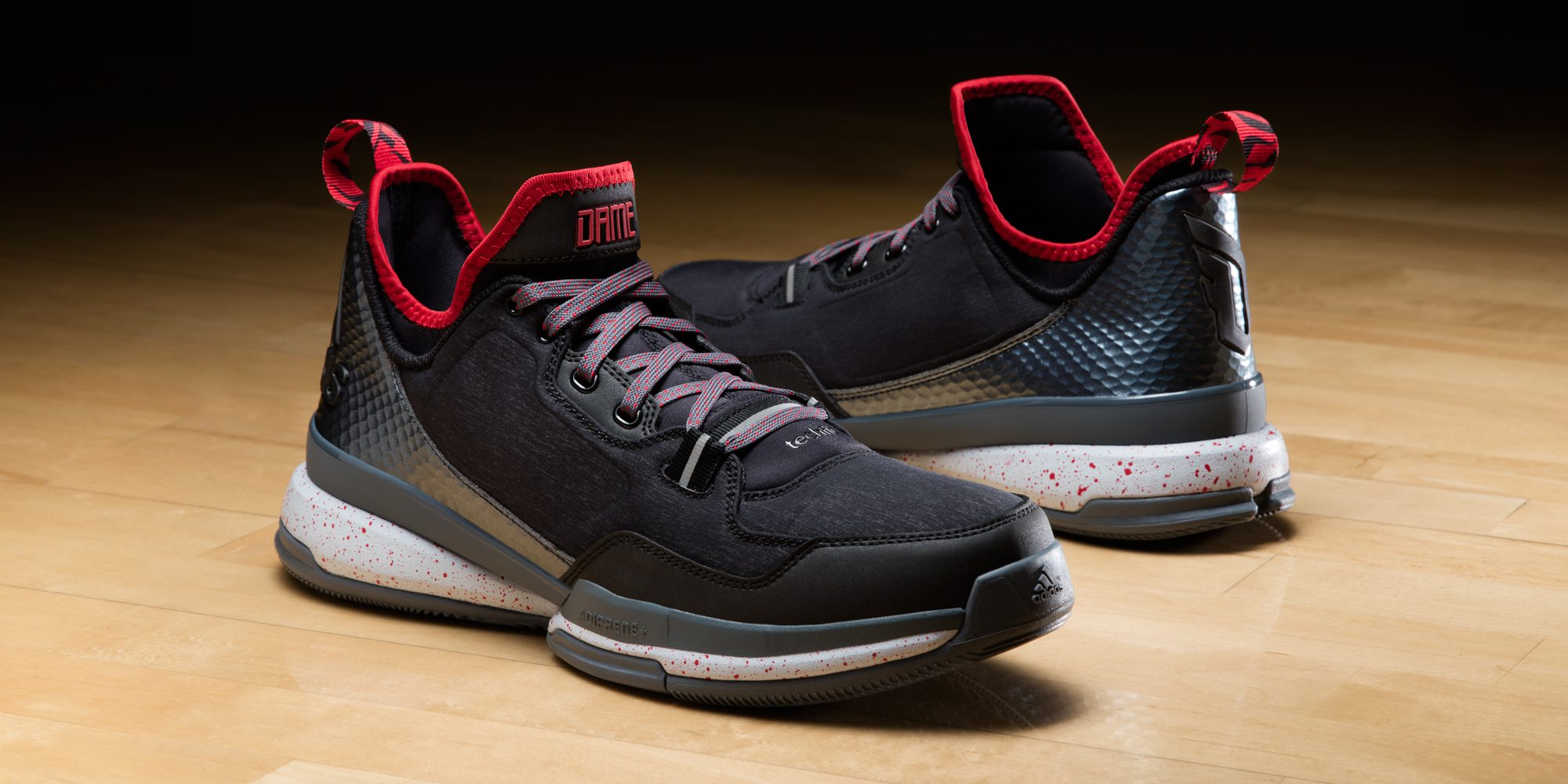 D Lillard 1 Away Horizontal (S85492)