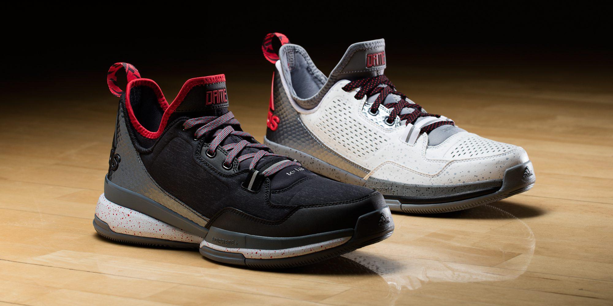 adidas damian lillard shoes 2015