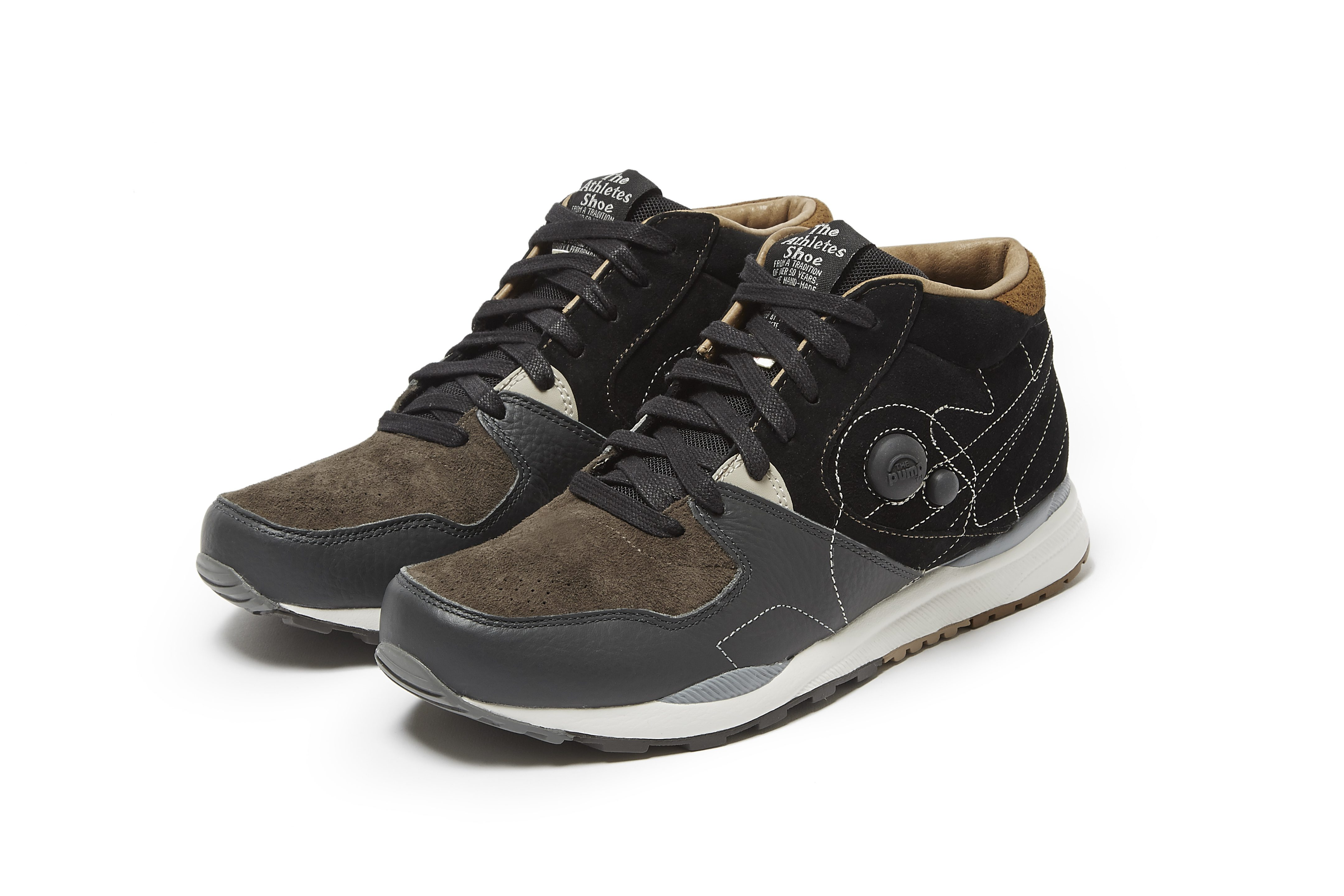 00965ebdf633 Reebok Classic x Garbstore Running Pack gives British accent to retro  runners