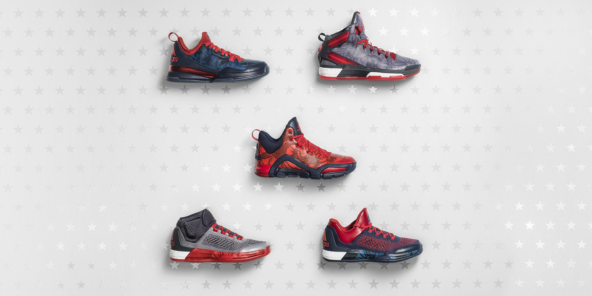 adidas d rose collection