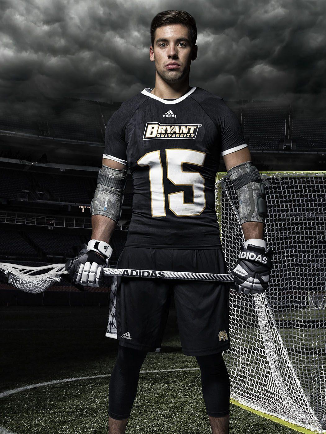 Bryant x adidas Lacrosse Primeknit Jersey & Uniform