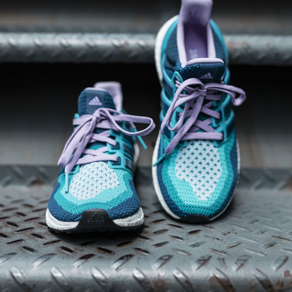 adidas ultra boost womens clear green