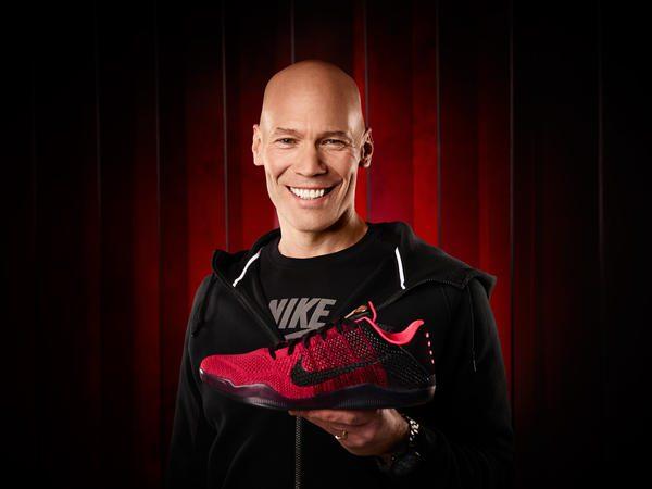 Eric Avar and the Nike Kobe XI Achilles