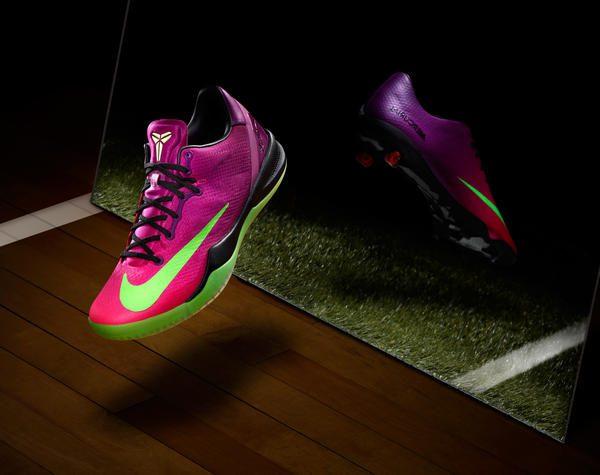 Nike Kobe 8 Mambacurial a.k.a The KobeSystem