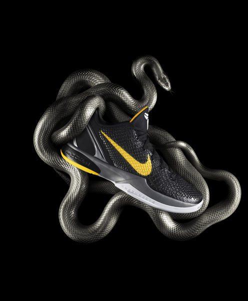 Nike Zoom Kobe VI Black Mamba