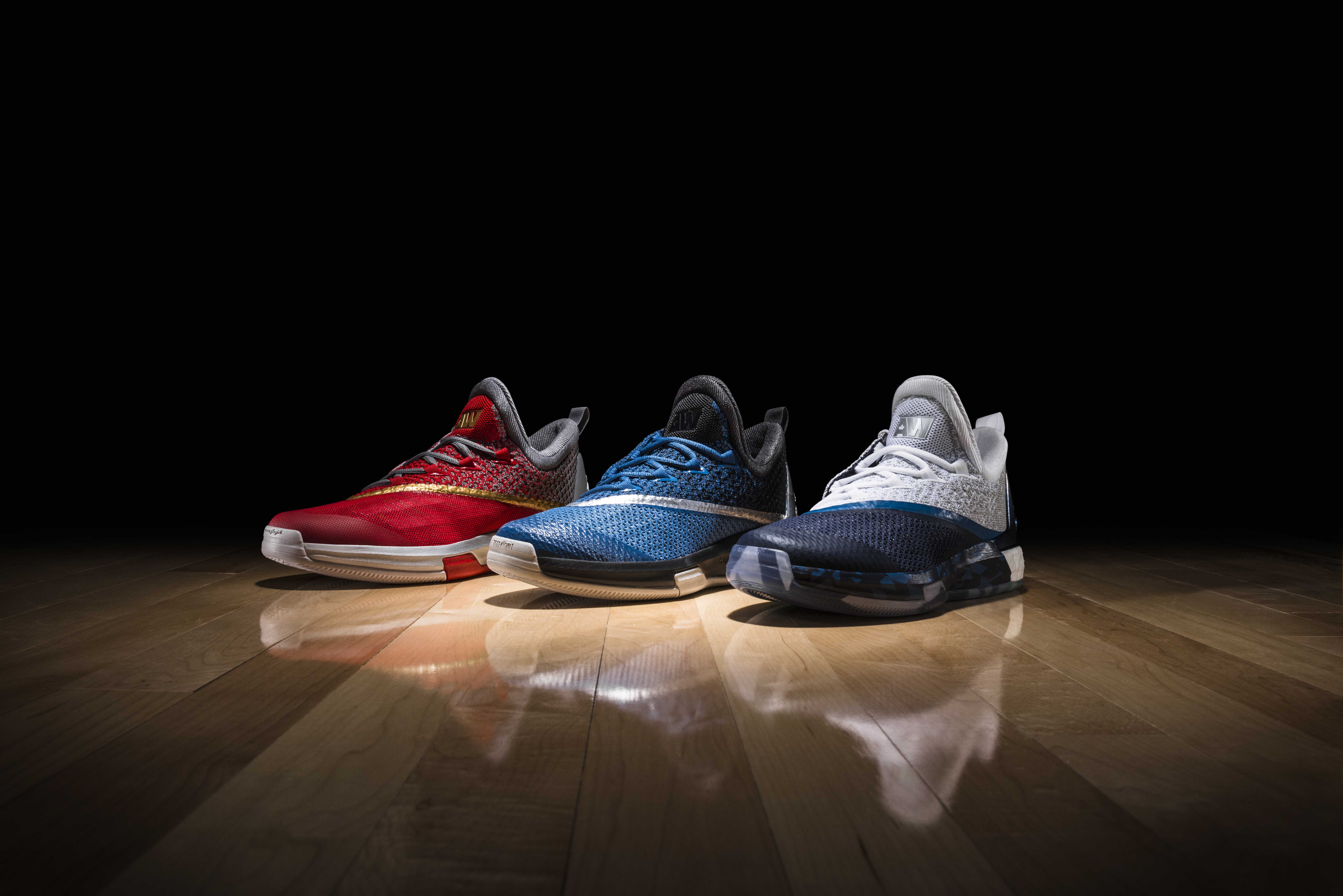 separation shoes 4cf21 8d3ce adidas Crazylight 2.5 Wiggins - Group