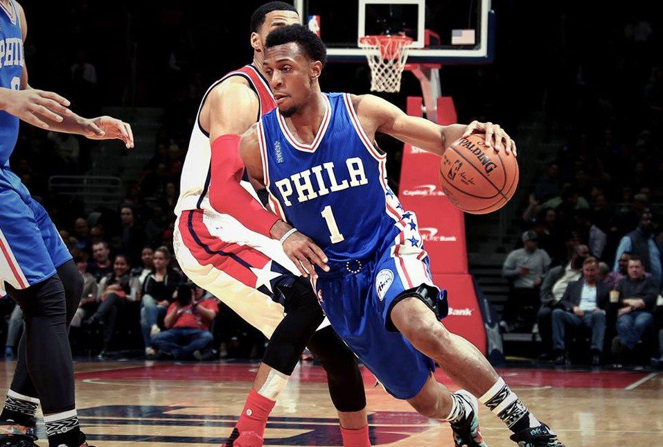 Image courtesy of the Philadelphia 76ers/Facebook.