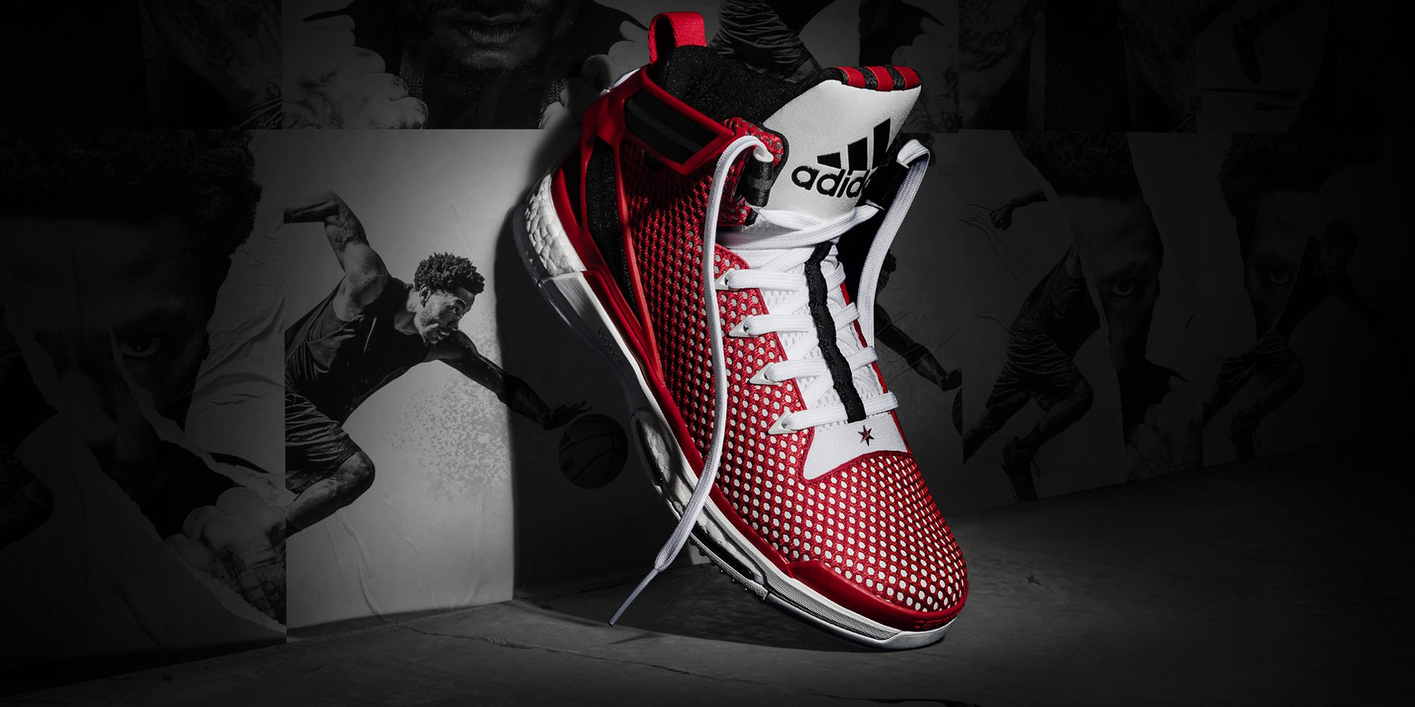 18b5cb87865ae7 Derrick Rose goes  Home  and  Away  in latest adidas D Rose 6 ...