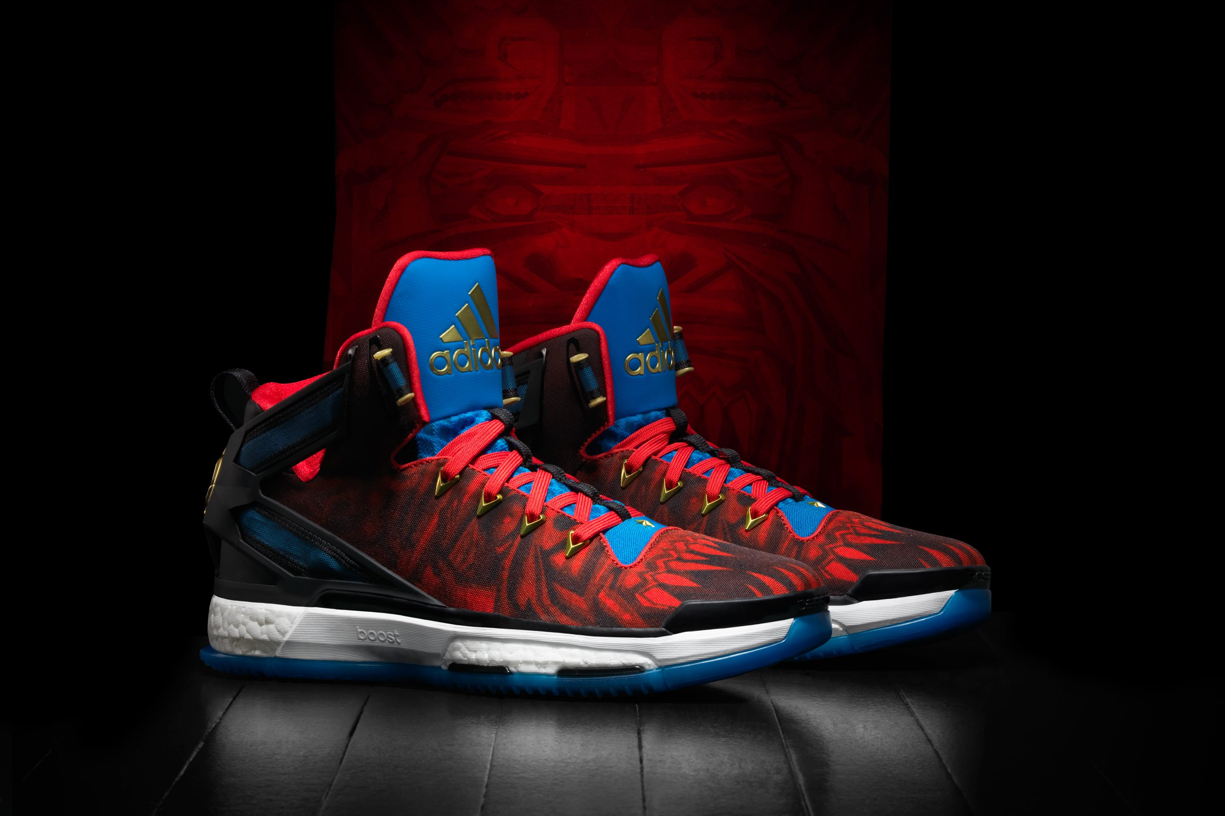 adidas_Chinese New Year_D Rose 6_Pair