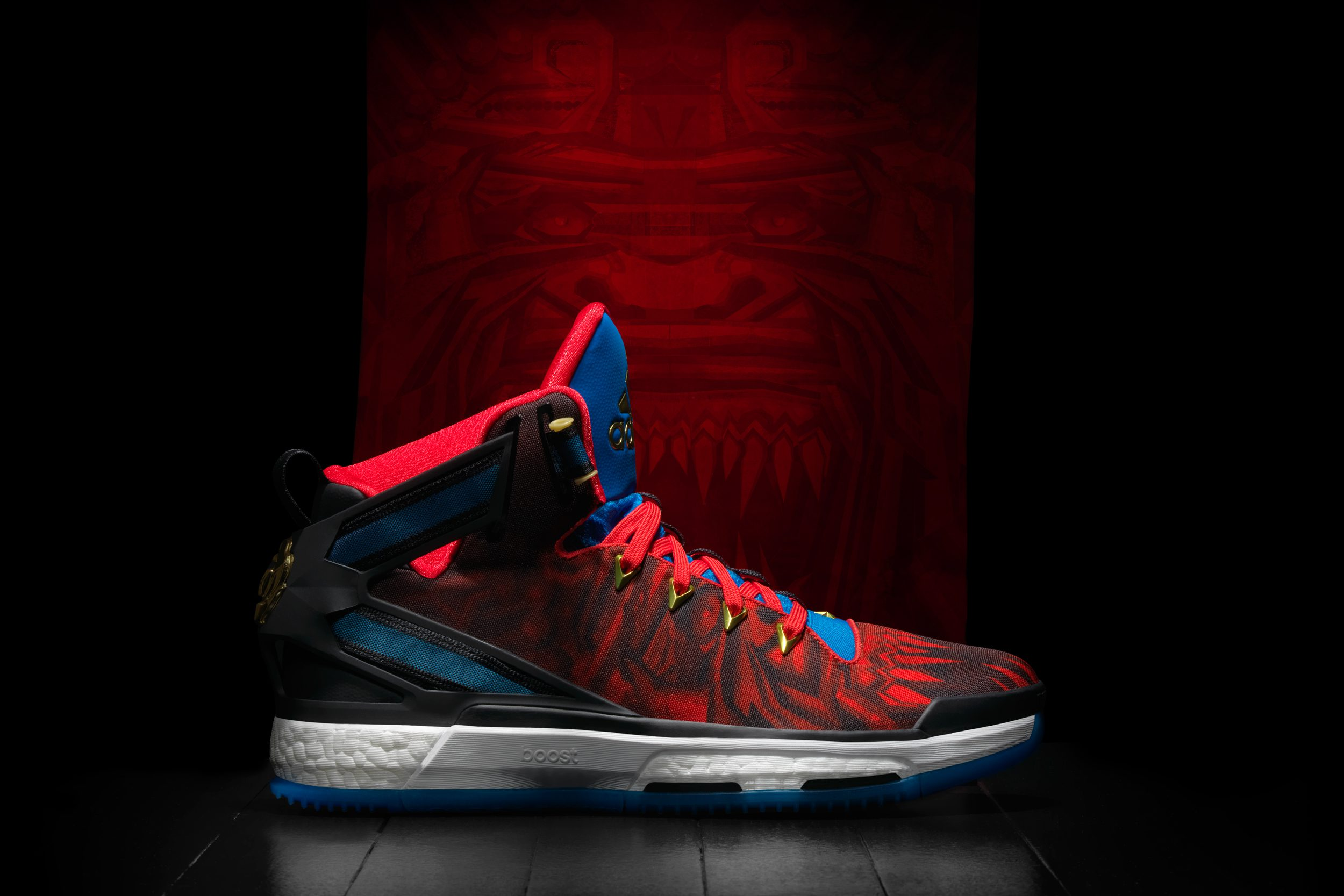 adidas_Chinese New Year_D Rose 6_Profile
