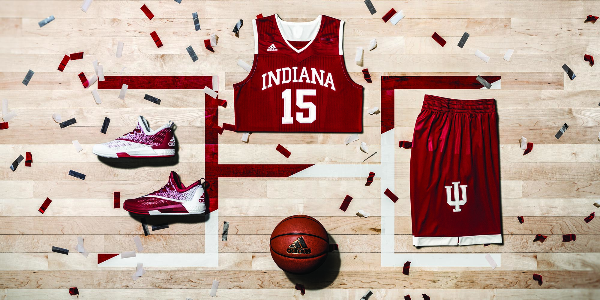 2016 Made in March Indiana Away Horizontal