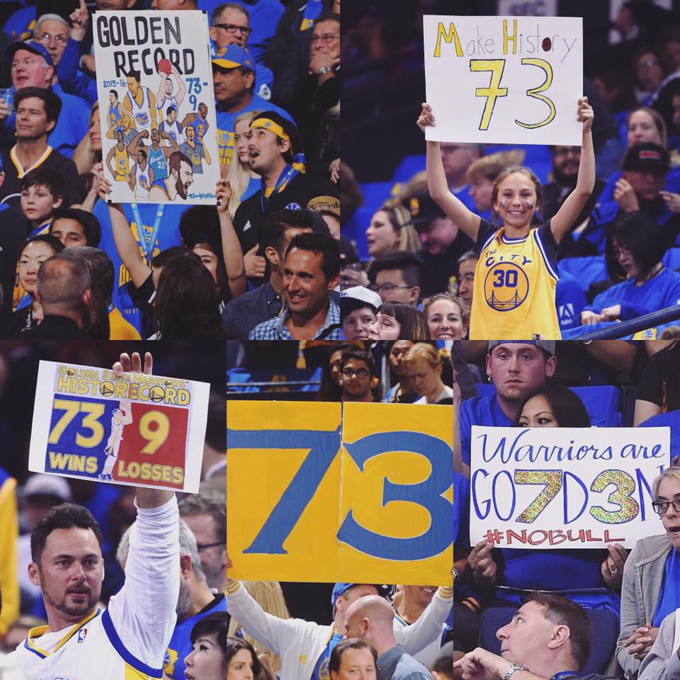 Image courtesy of the Golden State Warriors/Facebook.