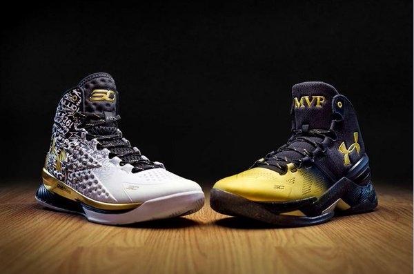 402ee43c28ff Under Armour Celebrates Stephen Curry s Second Consecutive NBA MVP ...