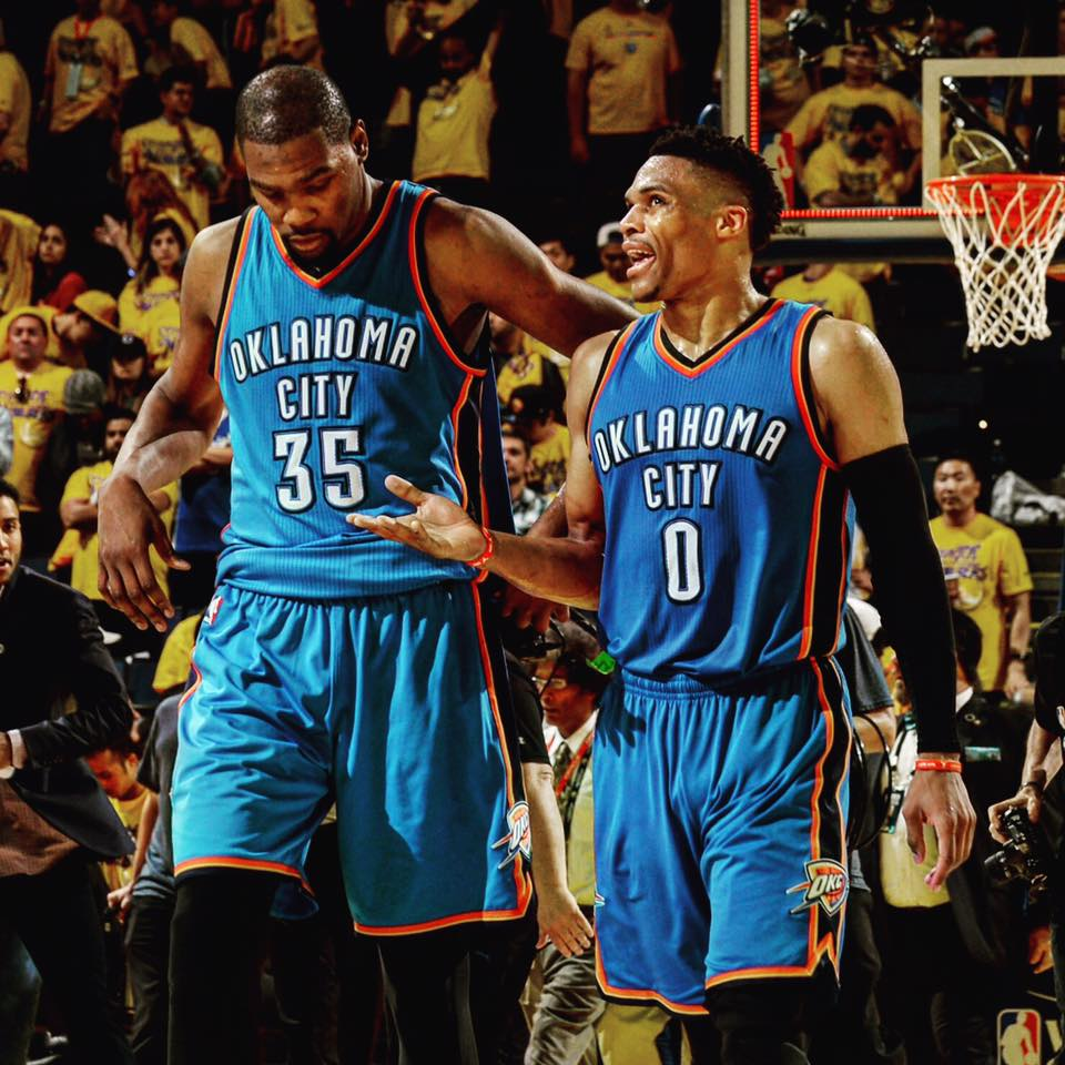 Image Courtesy of Oklahoma City Thunder/Facebook