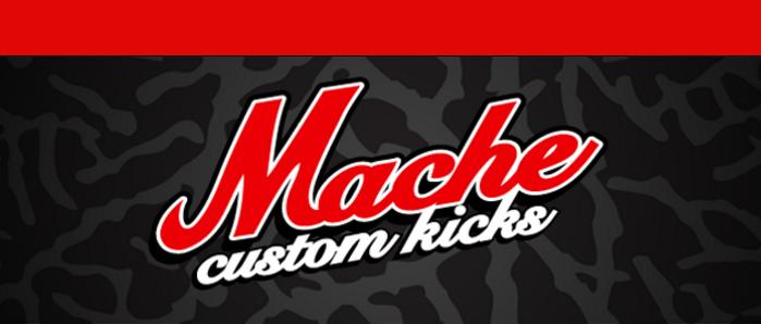 Mache Custom Kicks