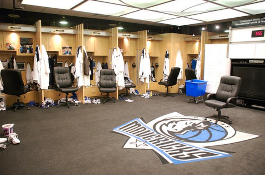 Dallas-Mavericks-Locker-Room