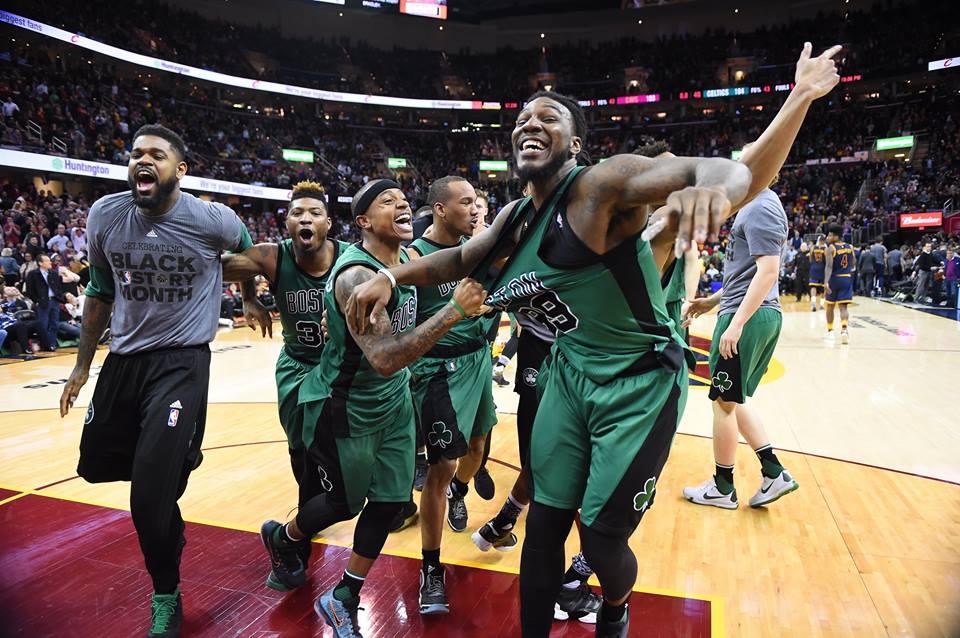 Image Courtesy of Boston Celtics/Facebook