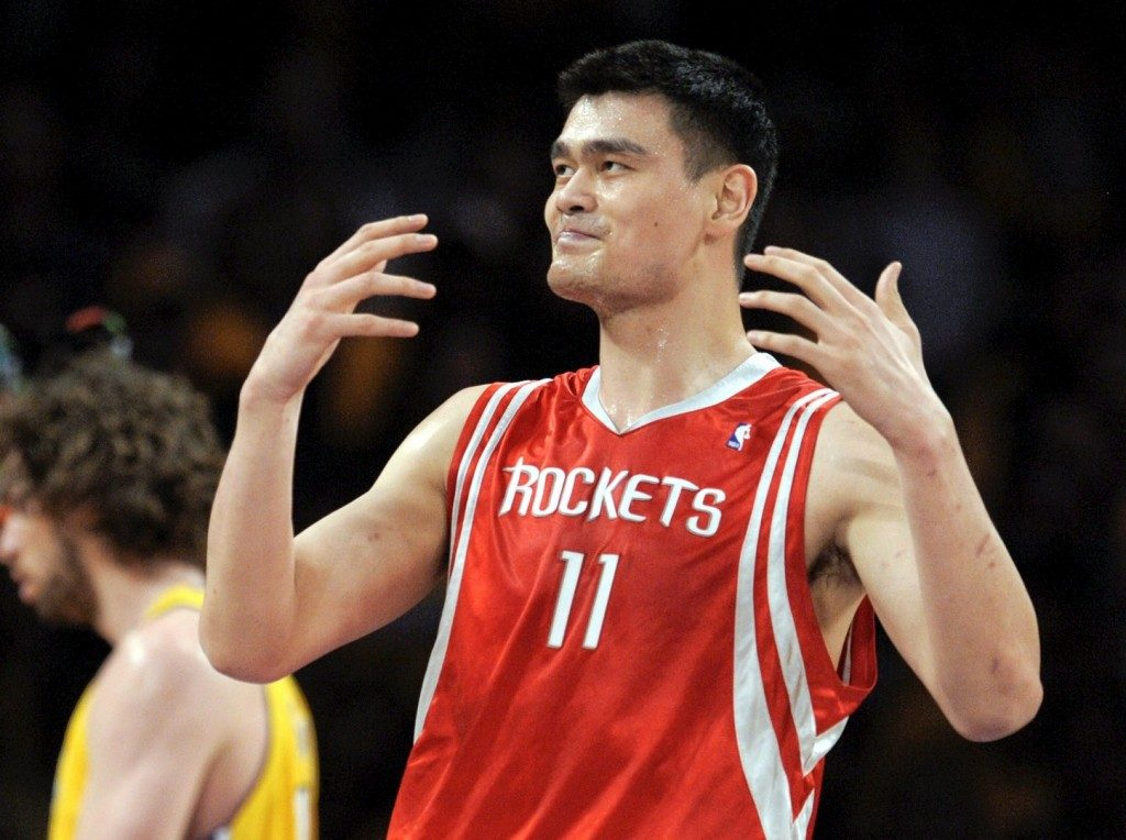 Top 50 NBA Players of the 21st Century - #34 Yao Ming ...