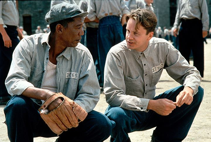 Image Courtesy of The Shawshank Redemption/Facebook